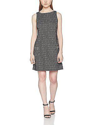 10, Multicoloured, Wallis Petite Women's Jacquard Dress NEW