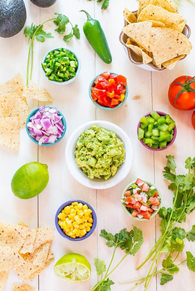 Here is every guacamole recipe you'll need for the most delicious Cinco de Mayo ever