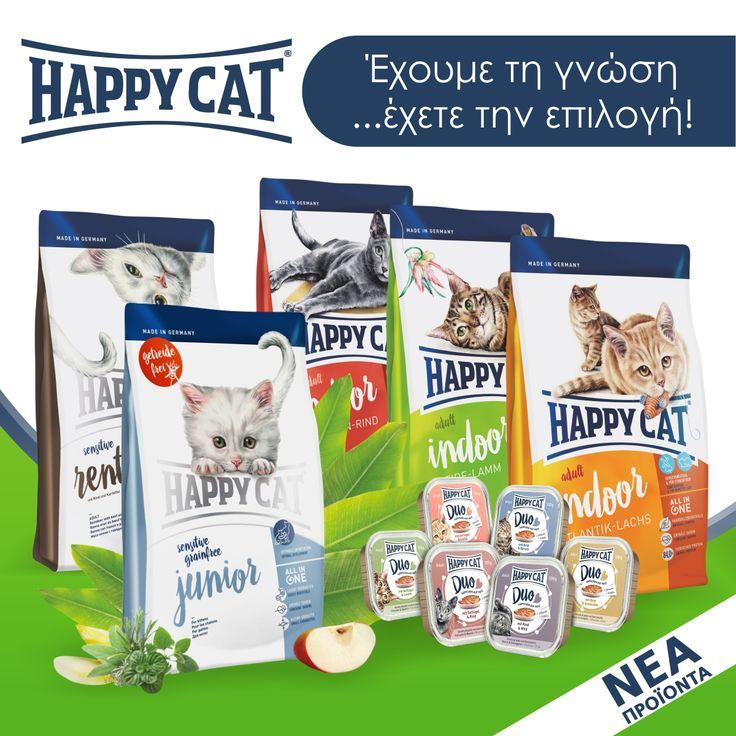 Ποιοτικές τροφές για γάτες