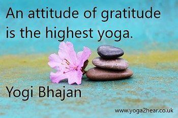 Inspirational Yoga Quote