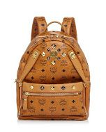 mcm-#backpack-dual-#stark-small-#cognac-1 #Men#Fashion#Style