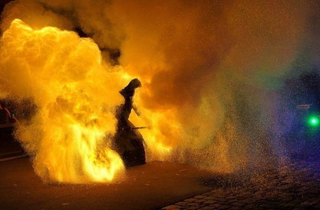 تفسير الاحلام والرؤي النار في المنام Free Photos Fire Night Light