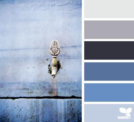 Colors: Close to branding standard color palette.