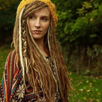 white girls with a few dreads - Google Search