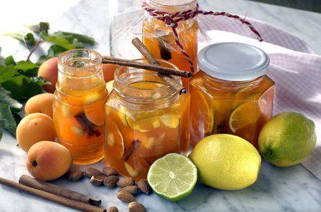 Pečený čaj – výborný na zimu