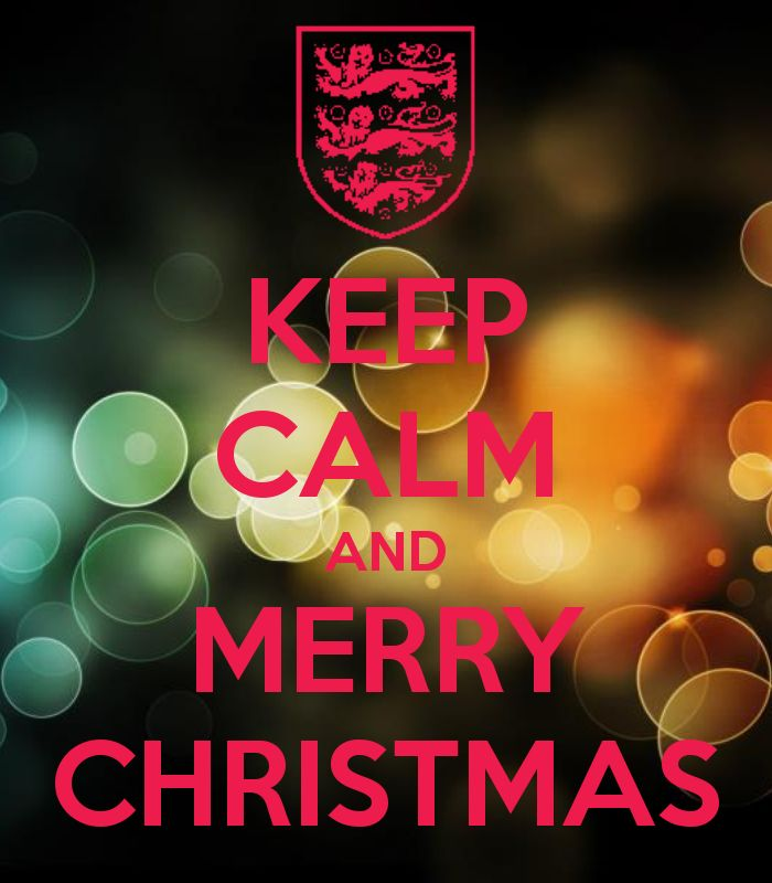 KEEP CALM AND MERRY CHRISTMAS .