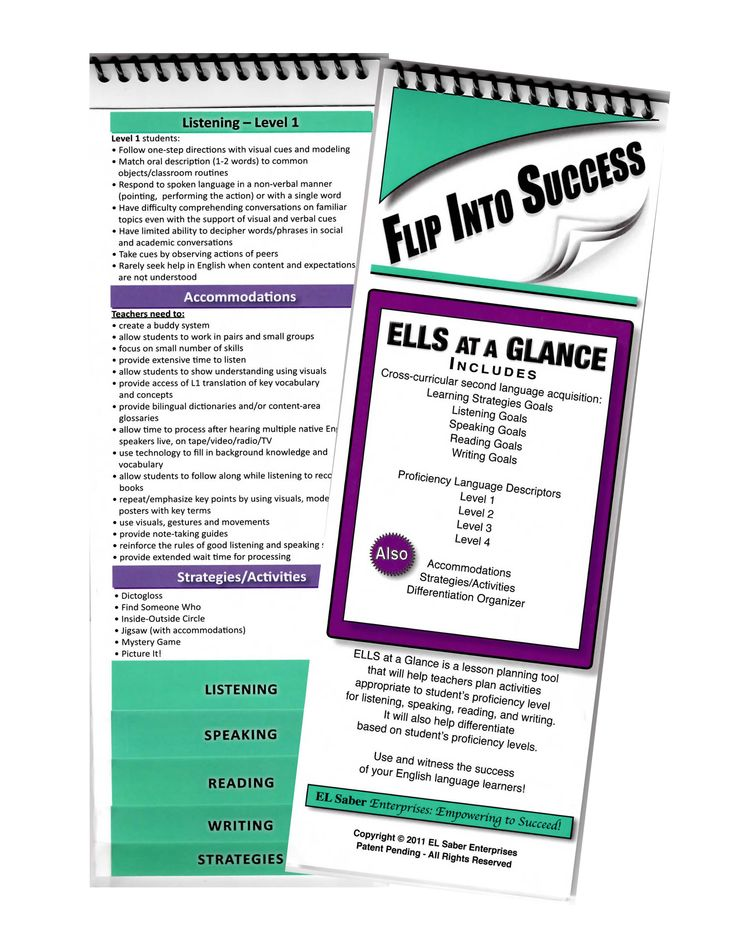 examples of write around strategy for ells