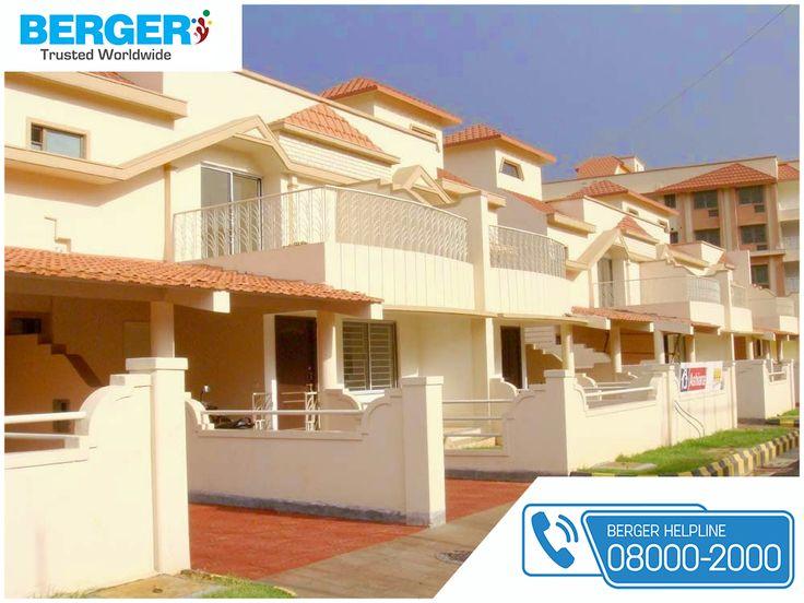 51 best exterior paint colors images on pinterest color paints exterior colors and exterior for Berger paints exterior house colors