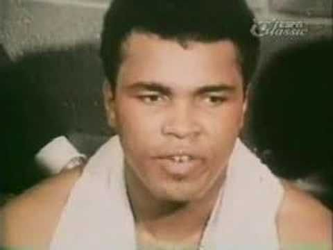 "‎""I'm gonna provoke you to hit me with a punch that will cause you 1 Million Dollars..""    Cus D'Amato~    ""Who's gonna collect it ? Yo Beneficiary!""    Muhammad Ali~"
