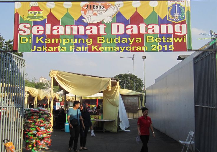Dokumentasi Catatan Abdul Aziz: Kampung Betawi Kembali Suguhkan Budaya Betawi Di J...