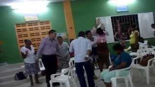 Ministrando en la Iglesia Dios Es Amor En Belisario