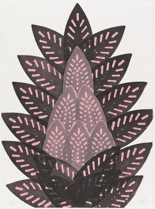 Willie Cole. Pressed Iron Bud. 2005 Lithograph: Irons Bud, Willis Cole, Press Irons, 2005 Willis, Printmaking, Cole Press, Contemporary Art, Cole Moma, European Artists