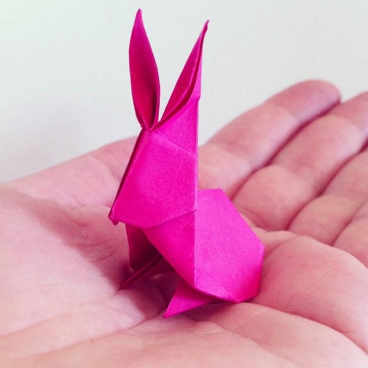 Hase/Origami/Papier