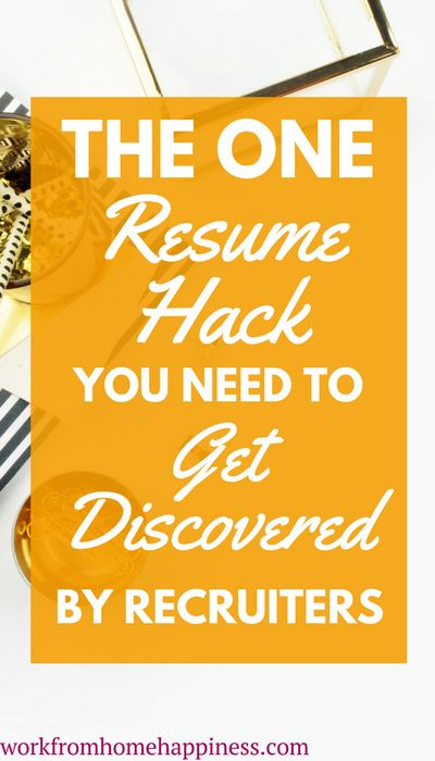 The 25+ best Simple resume sample ideas on Pinterest - how to do a simple resume