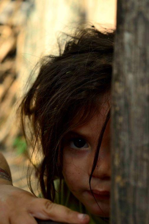copii mai putin norocosi - photo by Sorin Bajan