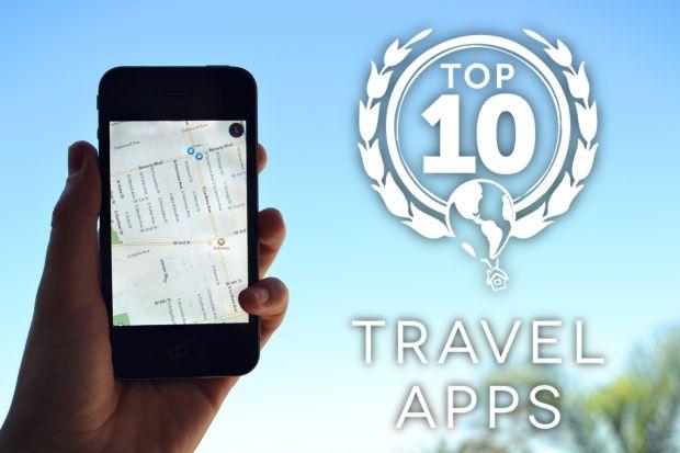 Nuestro ranking de las 10 mejores apps de viajes! #viajar #apps