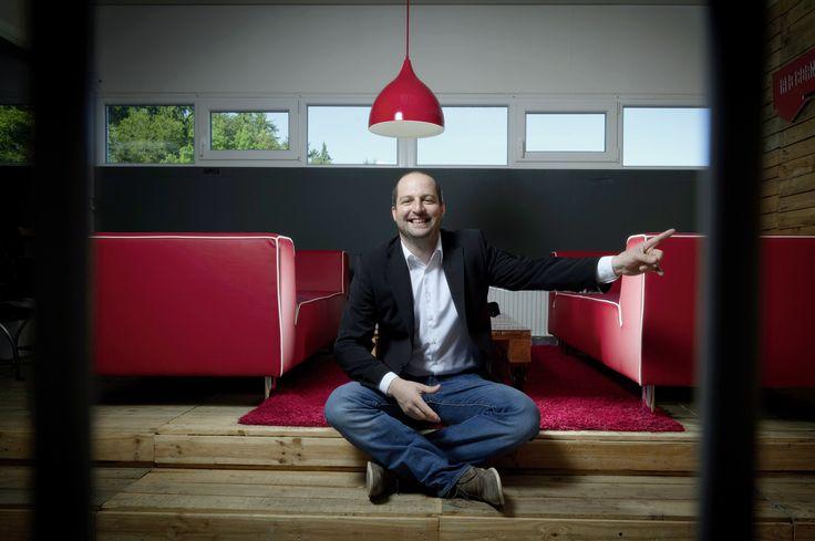 """Comment réussir un bon team building. Claude Gendre, directeur de """"une-bonne-idee.ch"""". © Charly Rappo/arkive.ch"""