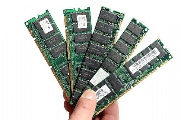 The ram consist of memory chips that can be read from and written to by processor and other devices.