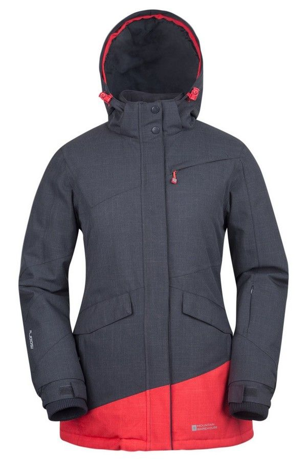 mountain warehouse womens ski jacket