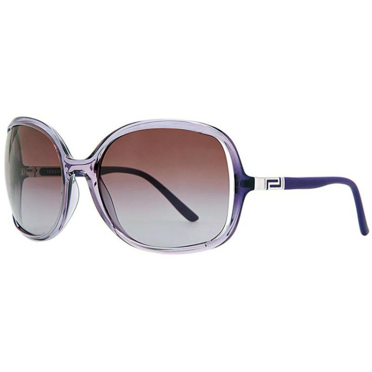 V'day Gift Suggestion: Gift her these Versace sunglasses, she will never ask you for more.