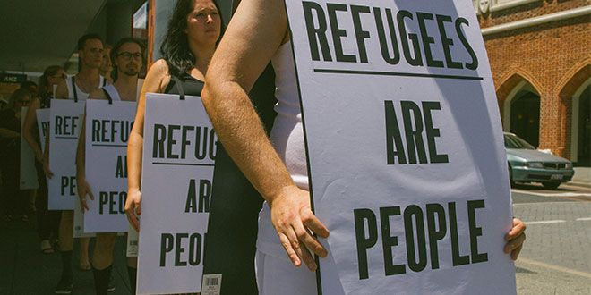 Priest writes letter to PM over asylum seekers debate   The Catholic Leader