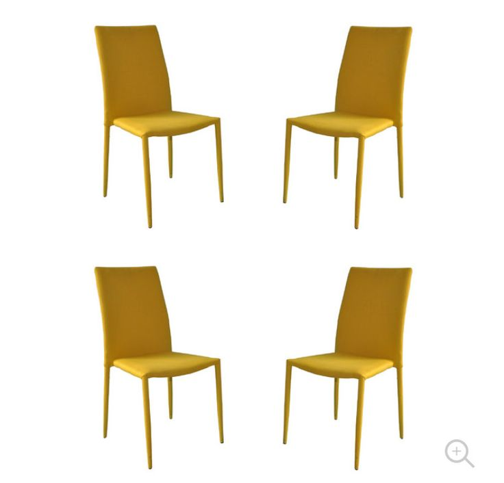 Best 25+ Yellow dining chairs ideas on Pinterest ...