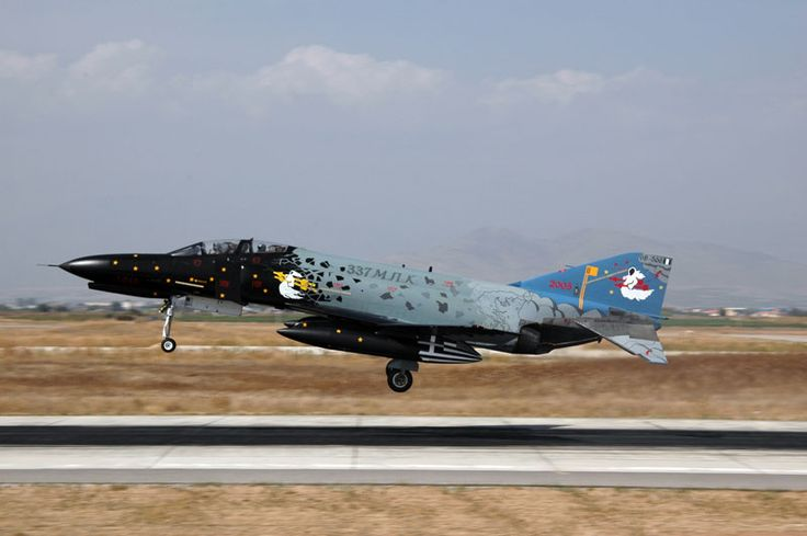 F4 PHANTOM GREEK AIR FORCE