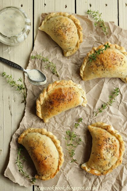 Mini calzones, substitute the filling for whatever, just wanted the dough recipe...I'm thinking ham and cheese, bacon and egg...mmmMmmm, anything goes