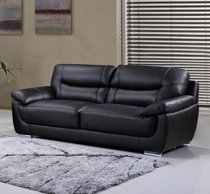 Bryce Genuine Leather Sofa Only $1299 Including Tax U0026 Free Local Delivery! # Sofa #