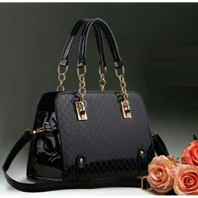 Tas Fashion Import AL 20437  Varian warna Black,Blue,pink Rp 300.000