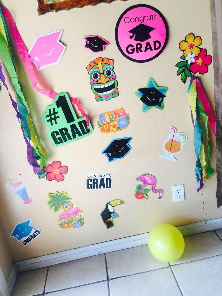 Graduation party   Party decor   Pinterest   Graduation, Graduation ...