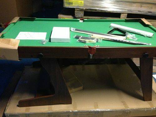 Folding Pool Table Review
