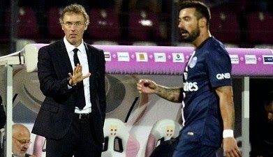 Football: Νέα γκέλα για την Παρί Σ.Ζ. video New slip up in Paris bp which drew 0-0 with Evian away.  It is the second tie in two games has given away.