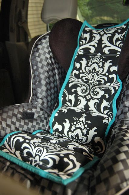 Domestic by Design: Car Seat Cooler