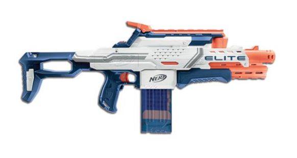 Pistolet Nerf Elite Procam XD 69,00 € livré le moins cher #camera embarquée