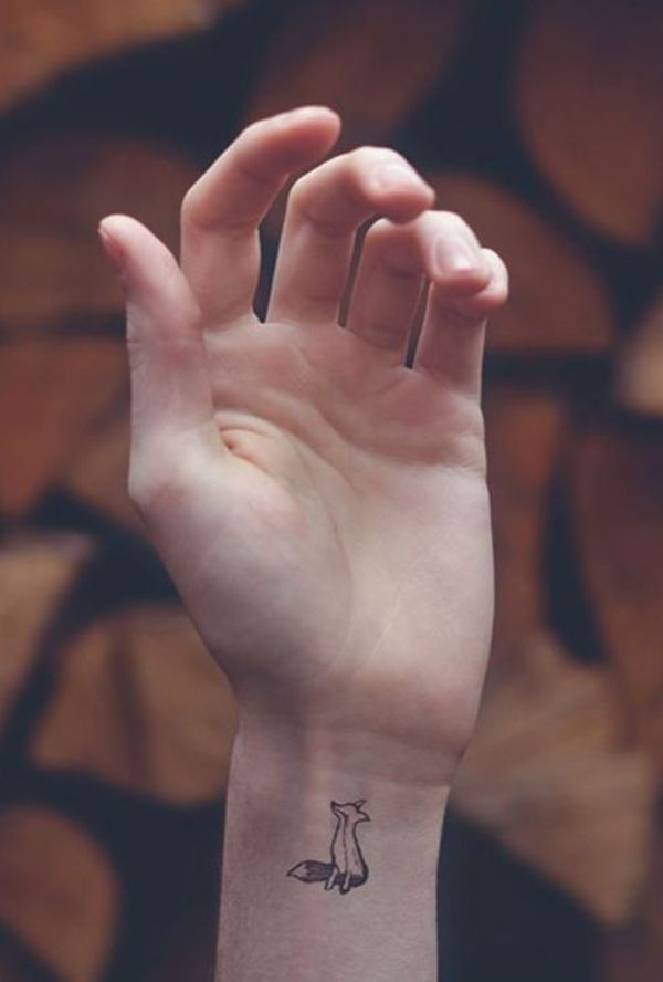 40 small tattoo designs for men with deep meanings