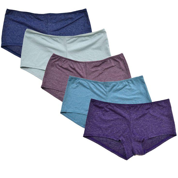 Victoria'S Secret Panty Boy Shorts Underwear Short Ruched Vs Nwt  Victorias