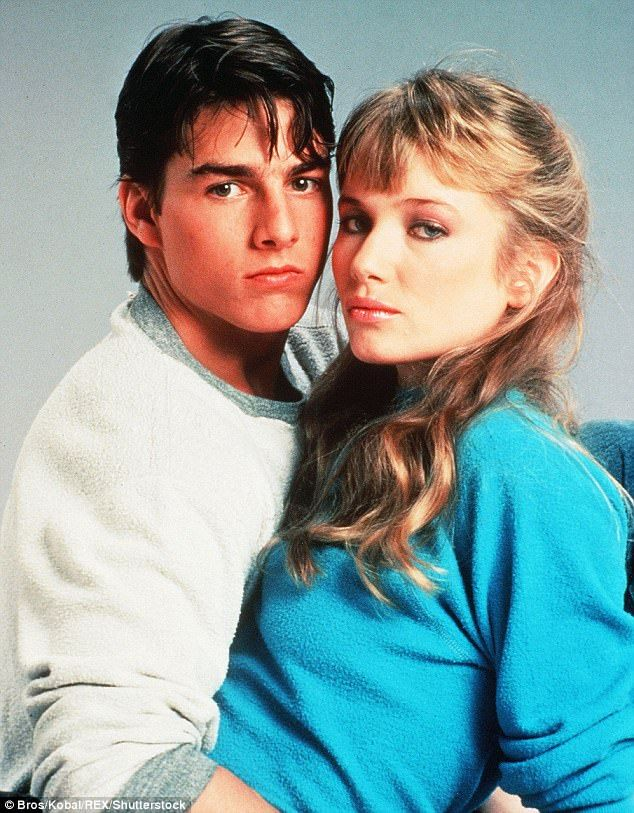 Close ties: Tom Cruise had a romance with Risky Business co-star Rebecca De Mornay. This comes from Curtis Armstrong, their co-star in the 1983 movie