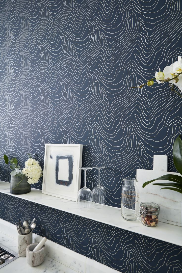 24 best home office wallpaper ideas images on pinterest office formation wallpaper design shown here in the moonlight colourway love this harlequin wallpaper