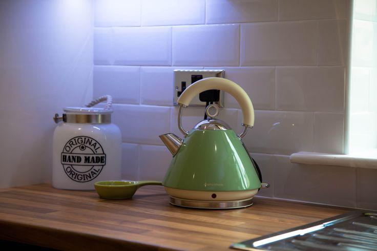 Modern Kitchen Diner Staging