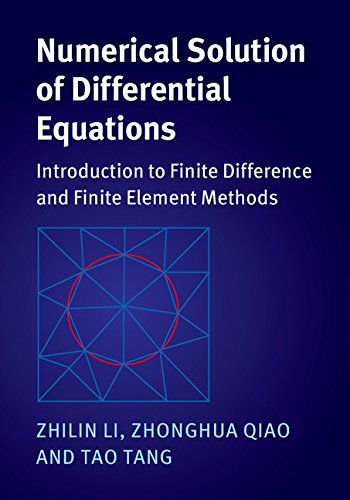 192 best ebooks free ebooks download images on pinterest free numerical solution of differential equations pdf download e book fandeluxe Images