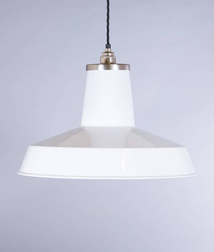 Industrial lamp shade linton available in five colours