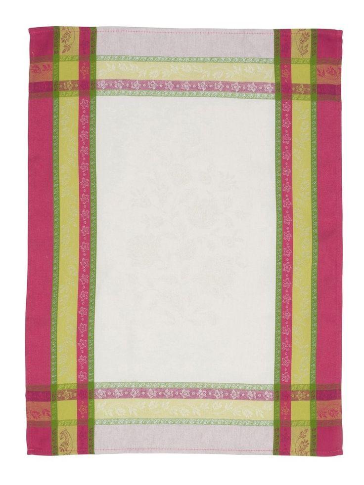 """Arles"" Jacquard Tea Towel"