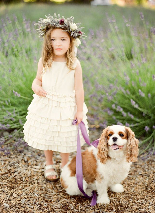 top flower girl ideas   inspirations - Want That Wedding - Want That Wedding