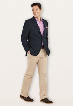 Business casual summer interview dress