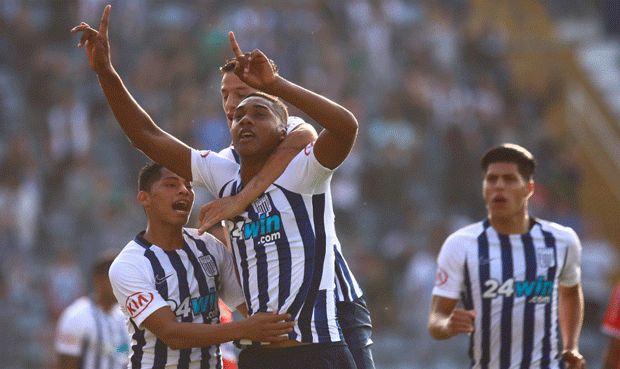 Fútbol Peruano Y Mundial: Nuevamente Alianza Lima Goleó En Matute, Y Se Acer...