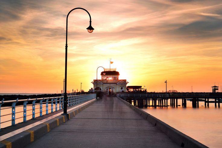 St Kilda Sunset #stkilda #Melbourne