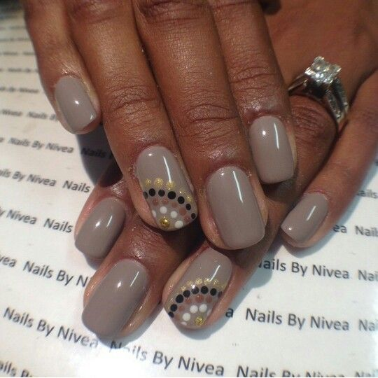 earth tone nail design nail art pinterest earth