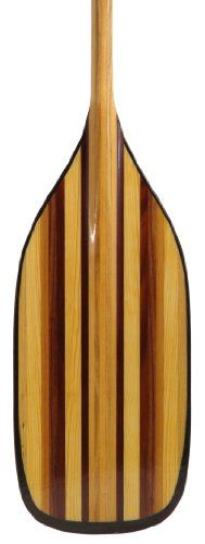 Sawyer Canyon Guide Wood Whitewater Canoe Rafting Paddle – 62 in