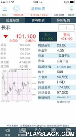 """CASH RTQ  Android App - playslack.com ,  CASH Financial Services Group Limited (""""CFSG"""", stock code: 510.HK) is a leading financial services conglomerate in China. Celestial Securities Limited, a subsidiary of CFSG, is glad to launch """"CASH RTQ"""" mobile app to provide real-time quotes, securities trading service and financial market news.Stock Quote:- Real-time quotes*- Detailed quotes*- Auto-refresh detailed quotes**- Stock chartSecurities Trading Service:- Securities trading- Orders record…"""